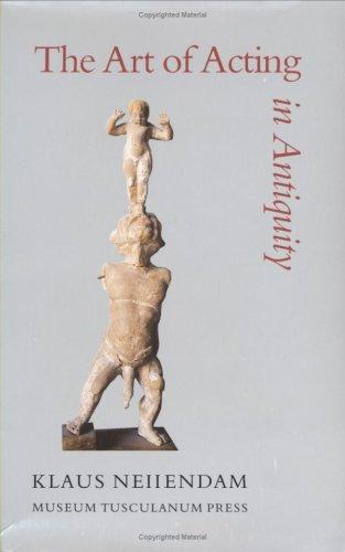 9788772892191: Art of Acting in Antiquity