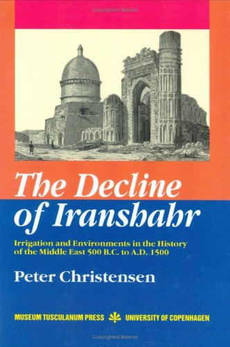 Decline of Iranshahr: Christensen, P