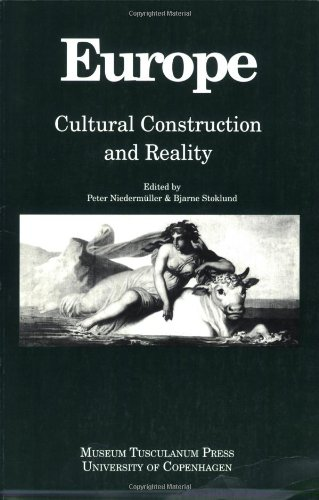 9788772896861: Europe: Cultural Construction and Reality