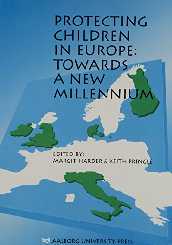9788773075494: Protecting Children in Europe: towards a new millennium