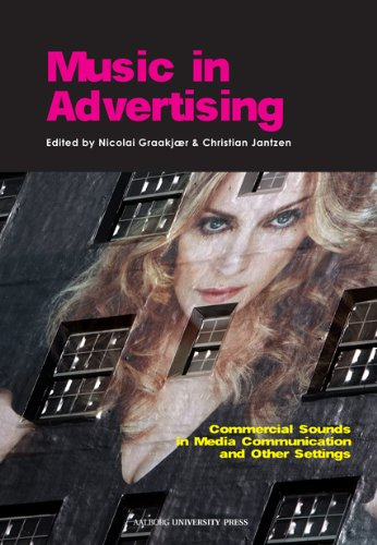 9788773079652: Music in Advertising: Commercial Sounds in Media Communication & Other Settings