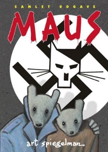 9788773782682: Maus (in Danish)