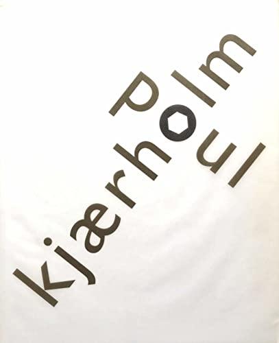 9788774072065: Poul Kjaerholm