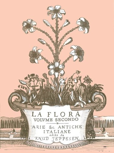 9788774552956: La Flora - Volume 2: High Voice and Piano