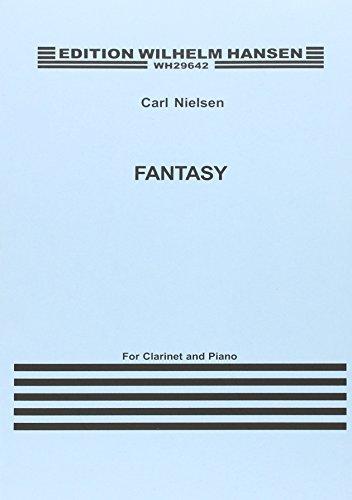 9788774555070: Carl Nielsen: Fantasy (C. 1881)