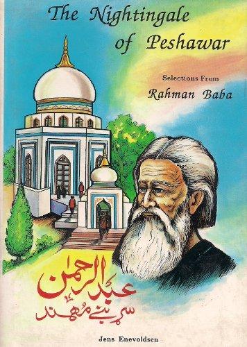 9788774680642: The Nightingale of Peshawar: Selections from Rahman Baba