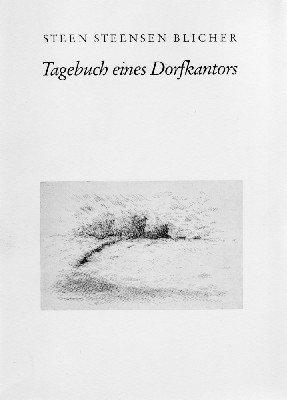 9788774680703: Tagebuch eines Dorfkantors.