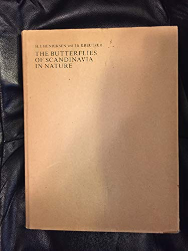 9788775011339: The Butterflies of Scandinavia in Nature