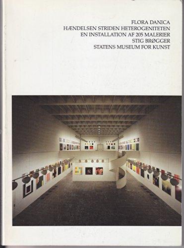 9788775510542: Stig Brøgger: Flora Danica (Danish Edition)