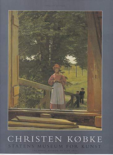 Christen Købke: 1810-1848.: Nørregård-Nielsen, Hans Edvard.