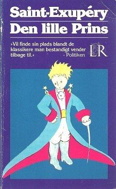 Den Lille Prinsen: Antoine de Saint-ExupÃÃ'Â