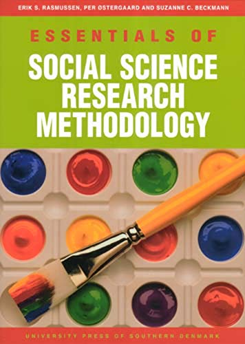 9788776741303: Essentials of Social Science Research Methodology (University of Southern Denmark Studies in History and Social Sciences)