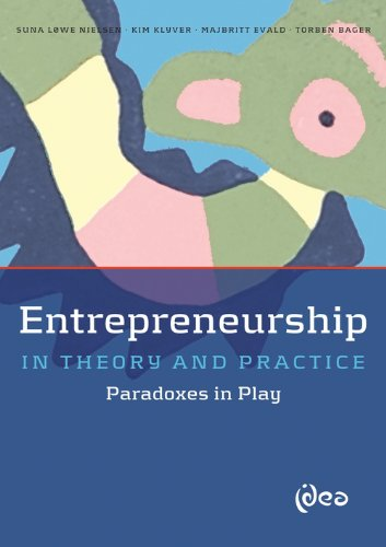 9788776743802: Entrepreneurship in Theory and Practice: Paradoxes in Play