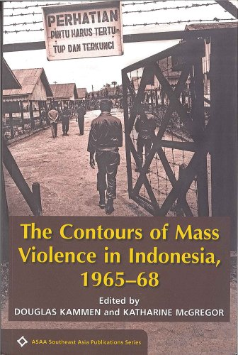 9788776941109: The Contours of Mass Violence in Indonesia, 1965–68 (Southeast Asia Publications Series)
