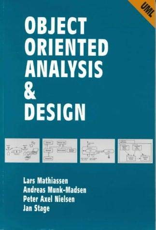 Object-Oriented Analysis and Design: Mathiassen, Lars