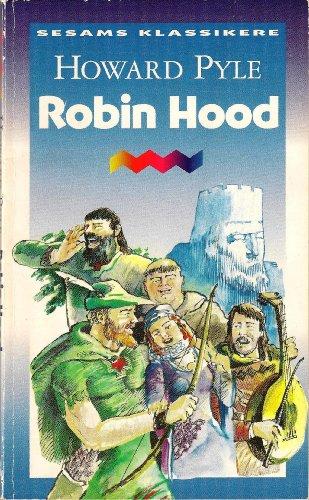 Robin Hood (In Danish): Howard Pyle