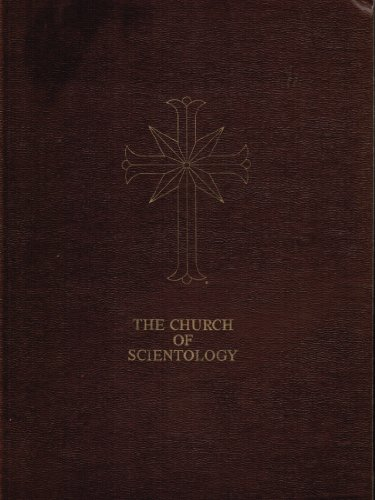 9788778165398: The background and ceremonies of the church of scientology of California,world wide.