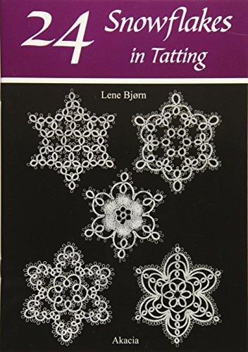 9788778470522: 24 Snowflakes in Tatting
