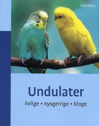 9788778575043: Undulater (in Danish)