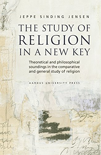 9788779340916: A Study of Religion in a New Key (STUDIES IN RELIGION (AARHUS))