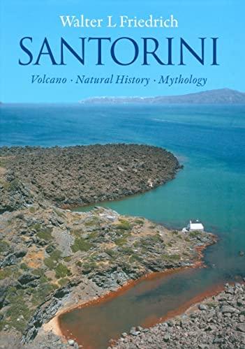 9788779345058: Santorini: Volcano, Natural History, Mythology