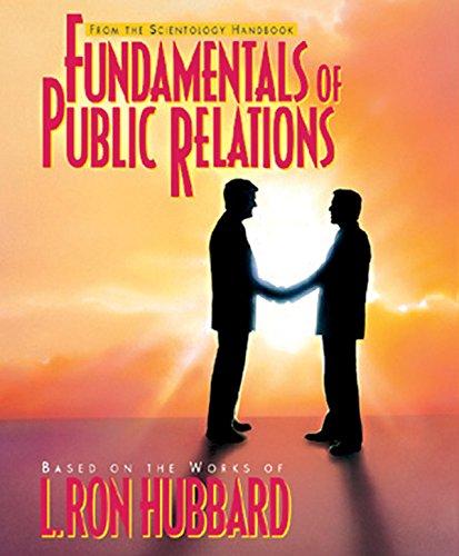 9788779684089: Fundamentals of Public Relations (Scientology Handbook Series)