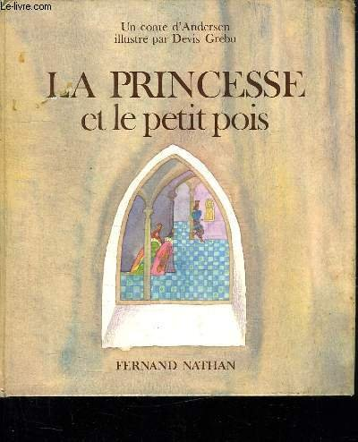 9788785216250: La Princesse et le petit pois