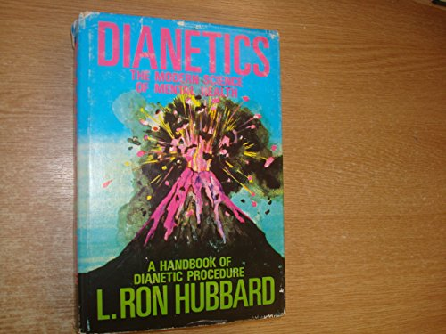 9788787347198: Dianetics - The Modern Science Of Mental Health