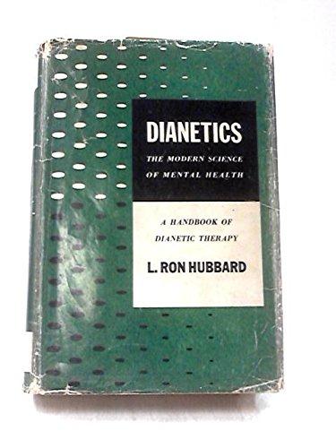 9788787347549: Dianetics