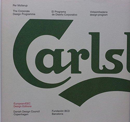9788787385343: The corporate design programme - virksomhedens design program
