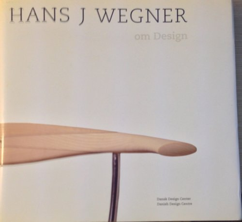 9788787385473: Hans J. Wegner (Danish Edition)