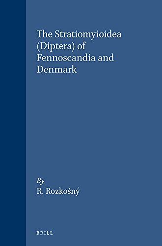 The Stratiomyioidea - Diptera - Of Fennoscandia: R. Rozkosny