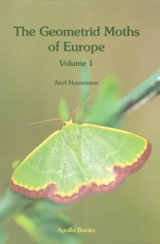 9788788757354: The Geometrid Moths of Europe, Vol. 1: Introduction to the series. Archiearinae, Oenochrominae, Geometrinae