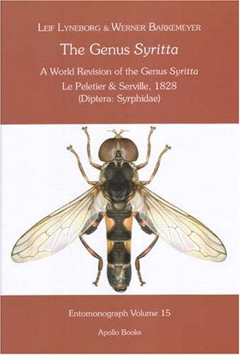 The Genus Syritta: A World Revision of: Lyneborg, L.; Barkemeyer,