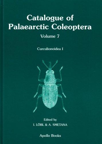 9788788757934: Catalogue of Palaearctic Coleoptera, Vol. 7: Curculionoidea I
