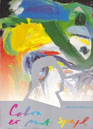 9788788935332: COBRA er mit spejl, Karel P. van Stuijvenberg =: COBRA is my mirror, Karel P. van Stuijvenberg (Danish Edition)
