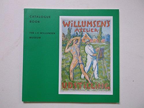 Catalogue book: The J.F. Willumsen Museum: Krogh, Leila