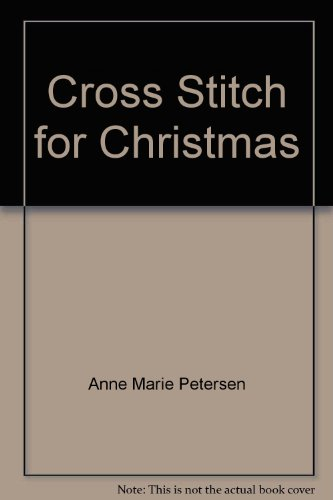 9788789484082: Cross Stitch for Christmas