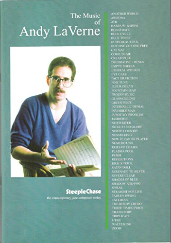 9788790534103: The Music of Andy LaVerne