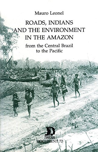 9788790730987: Roads, Indians and the Environment in the Amazon: From the Central Brazil to the Pacific Ocean (International Work Group for Indigenous Affairs (IWGIA))