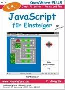 9788790785239: JavaScript f�r Einsteiger