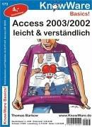9788791364600: Access 2003/2002 leicht und verständlich