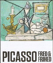 9788791607929: Picasso Fred & Frihed