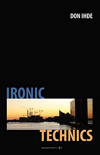9788792130181: Ironic Technics