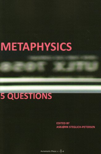 Metaphysics: 5 Questions