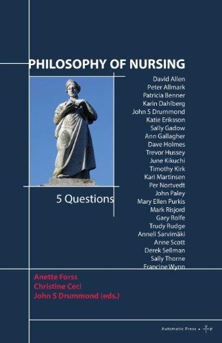 9788792130495: Philosophy of Nursing: 5 Questions