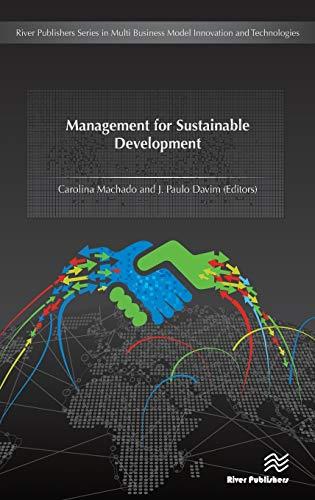 Management for Sustainable Development (Hardback)