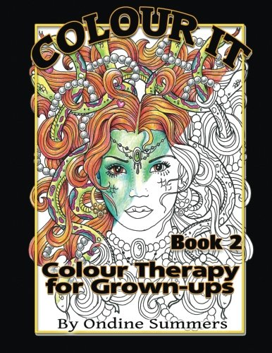 9788793385566: Colour It Book 2: Colour Therapy for Grown-ups (Volume 2)