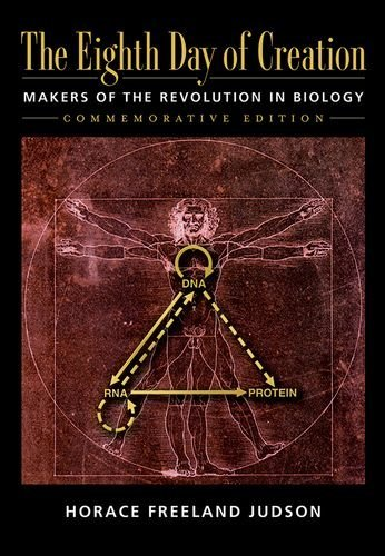 9788796947853: The Eighth Day of Creation: Makers of the Revolution in Biology, Expanded Edition