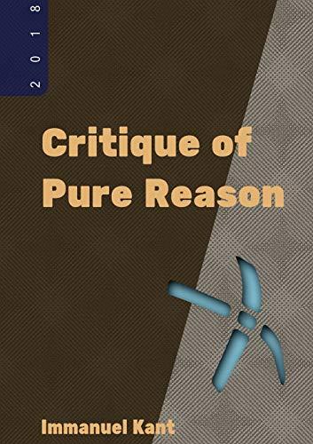 Critique of Pure Reason (Paperback): Immanuel Kant